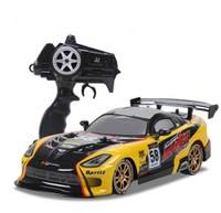 RC Car For GTR / Lexus 4WD Drift Racing Car Championship 2.4g Off Road Rockstar Radio Remote Control Electronic Vehicle Toys Hob