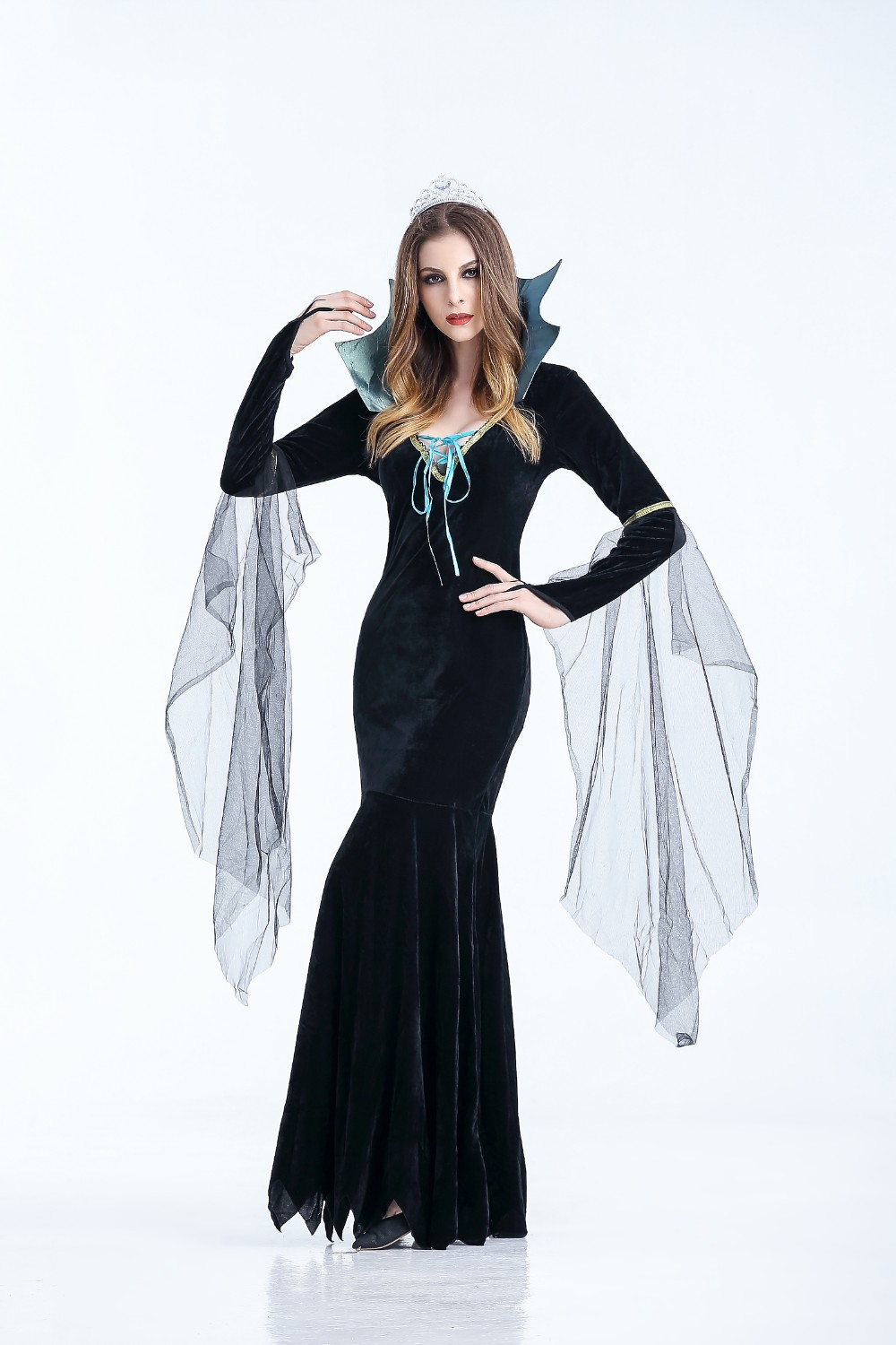 Google themes vampire diaries - Gothic Sexy Witch Vampire Diaries Cosplay Costume Adult Halloween Theme Party Costume Role Play Uniform Temptation