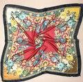 square scarf classic shawl big shawl headwrap smoothy scarf fashion 90*90cm scarf 10pcs/lot Free shipping