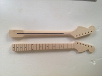 1 Guitar Neck New Maple Wood Electric Guitar Neck 25 5 21 Fret Maple Fingerboard