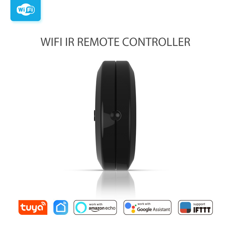Image 5 - Smart Home Automation Intelligent Universal WIFI + IR Switch Remote Controller Work With Amazon Alexa Echo Dot Google home-in Home Automation Modules from Consumer Electronics