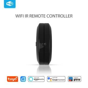 Image 5 - חכם בית אוטומציה חכם אוניברסלי WIFI + IR מתג מרחוק בקר עבודה עם אמזון Alexa הד דוט Google בית