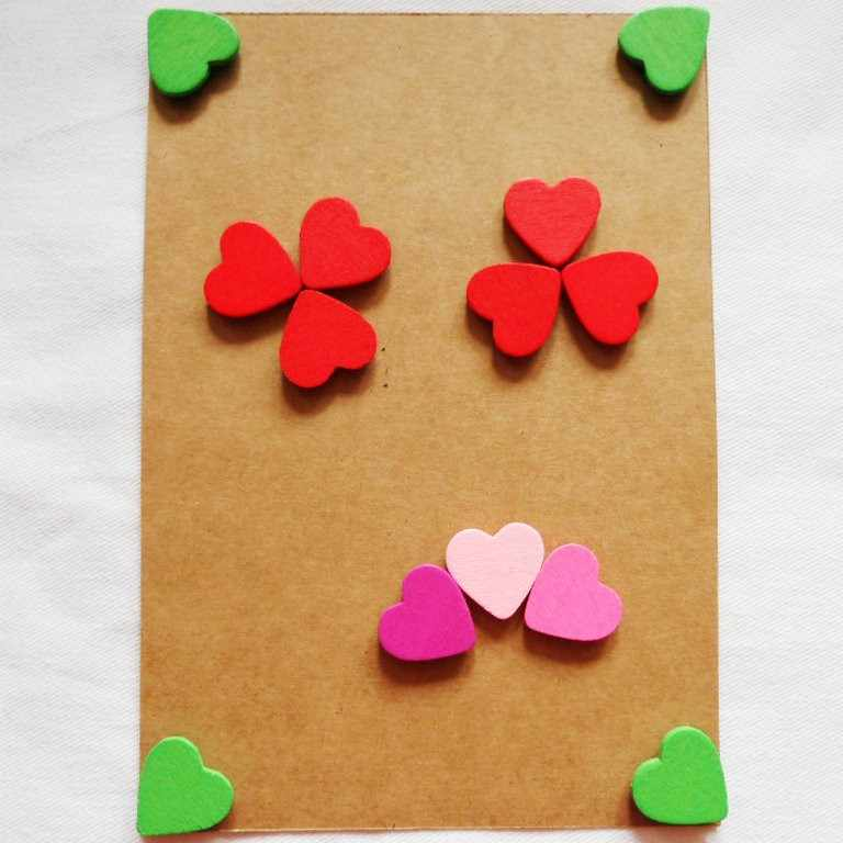 50 Buah/Banyak Campuran Hati Bunga Bintang Apple Tersenyum Hewan Signifikan Kayu Stiker Plastik Dragonfly Butterfly Stiker Dekorasi Rumah