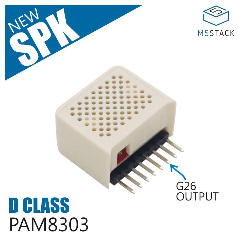 M5StickC ESP32Mini IoT Development Board Compatible Speaker PAM8303 Amplifier MP4/MP3 High PSRR