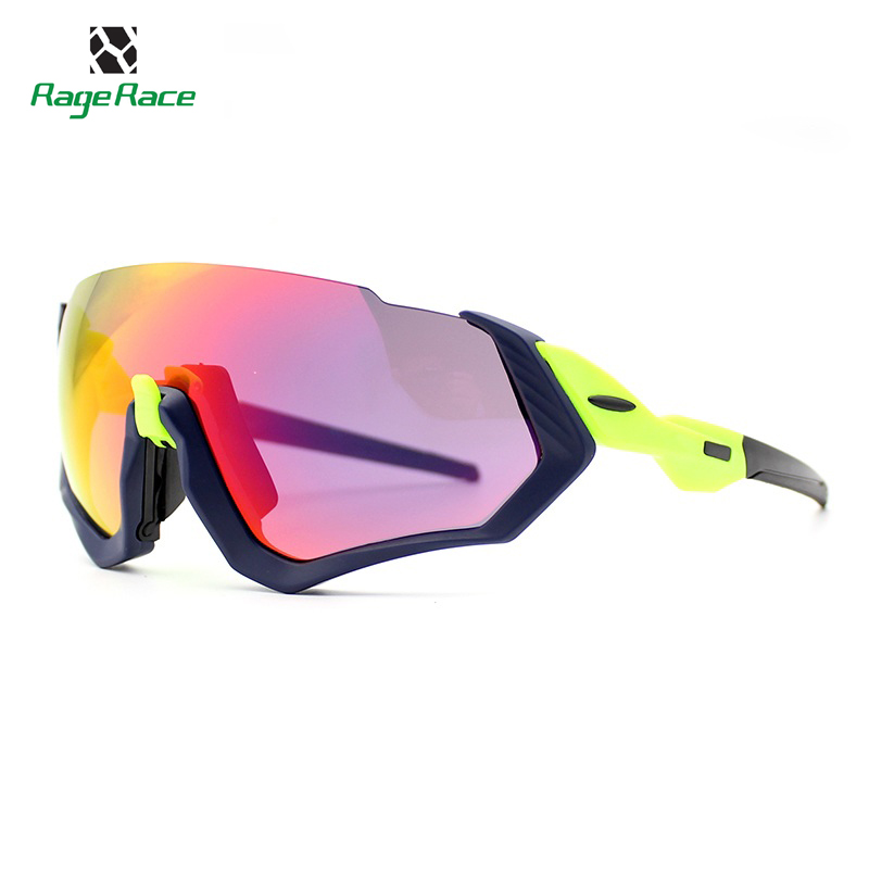 Cycling glasses 3 lens polarized gafas ciclismo 2018 fishing sport sunglasses MTB bike glasses fietsbril goggles bicycle eyewear