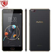 Original Nubia M2 Lite MTK MT6750 Octa Core 3/4GB RAM 32/64GB ROM 5.5 inch 16MP Dual SIM 4G Mobile Phone