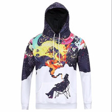 Neue mode für männer hoodies 3d hoodie sweatshirt für männer marke mens hoodie casual