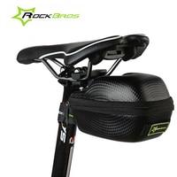 ROCKBROS Mountain Bike Accessories Waterproof Bike Bag Rainproof Saddle Bag Rear Seat Bag Bicycle Trunk Bicycle