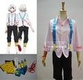 Токио вурдалак Suzuya Juuzou косплей костюм целый комплект