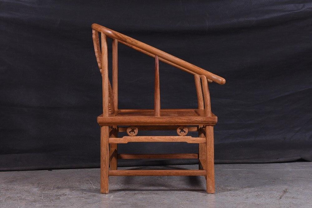 1+ 3 сиденья 6 шт. тройной набор стульев китай Королевский палисандр мебель гостиная твердой древесины диван-кровать костюм красный из сандалового дерева чайная столик