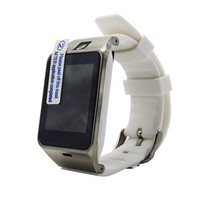 Touch Screen Mobile Phone Watch Support NFC Camera SIM Card Sleep Monitor Pedometer Bluetooth Smart Watch