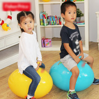 High Quality Inflatable Bouncing ball Toy Balls toys for children kids boys indoor play game