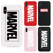 MARVEL Hero Culture Soft Matte Case for iPhone X 11 Pro XS M