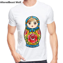 2017 Cheapest Fashion Russian girl Printed Men T-shirt Short sleeve men Lovely Totoro Printed T Shirts Casual Funny Tops