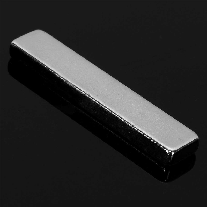 1PC New 50 x 10 x 5 mm Super Strong Long Block Bar Magnet Rare Earth Neodymium N50 Permanent magnet Square magnet new 10 1