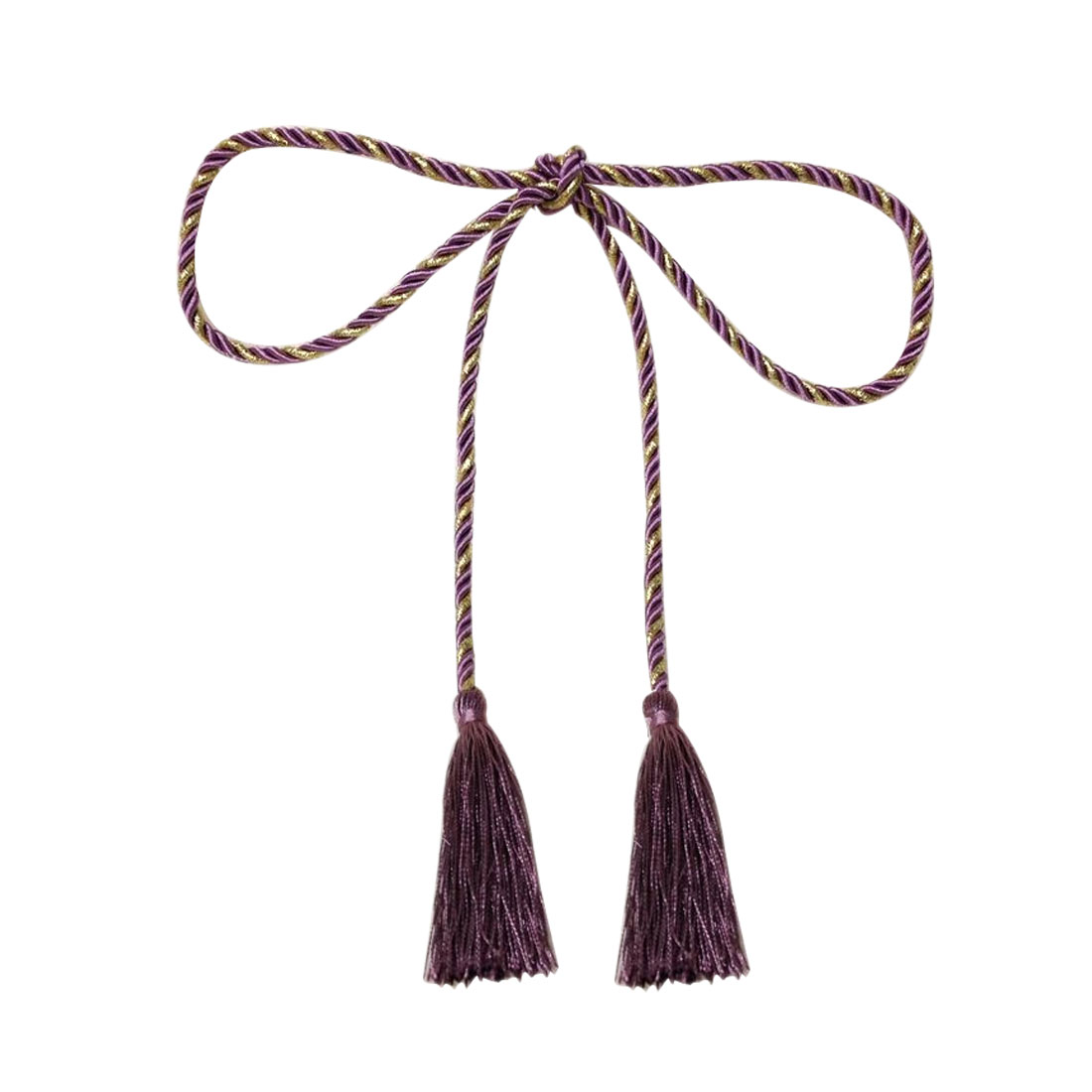 Hot 1pc Window Decorating Curtain Tassel Rope Tie Backs