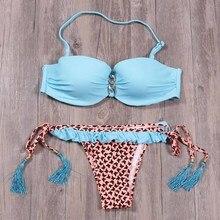 TQSKK Sexy Bikini 2019 New Arrival Push Up Brazilian Style Swimwear Women Swimsuit Beachwear Bathing Bikinis Swimwear Biquini