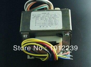 high quality 100W E-Square Transformer I/P 0-110V  0-110V-SCN  O/P  260V-230V-0-230V-260V-0.1A