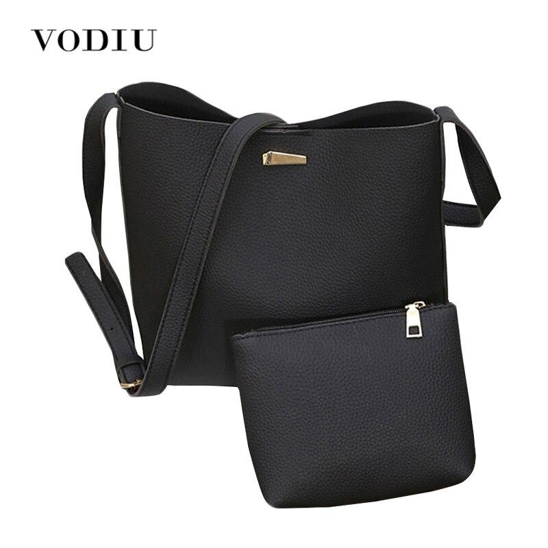 Women Bags Handbag Tote Over Shoulder Sling Summer Leather Big Set Bag Shopping Black High Quality Luxury Designer Female Casual