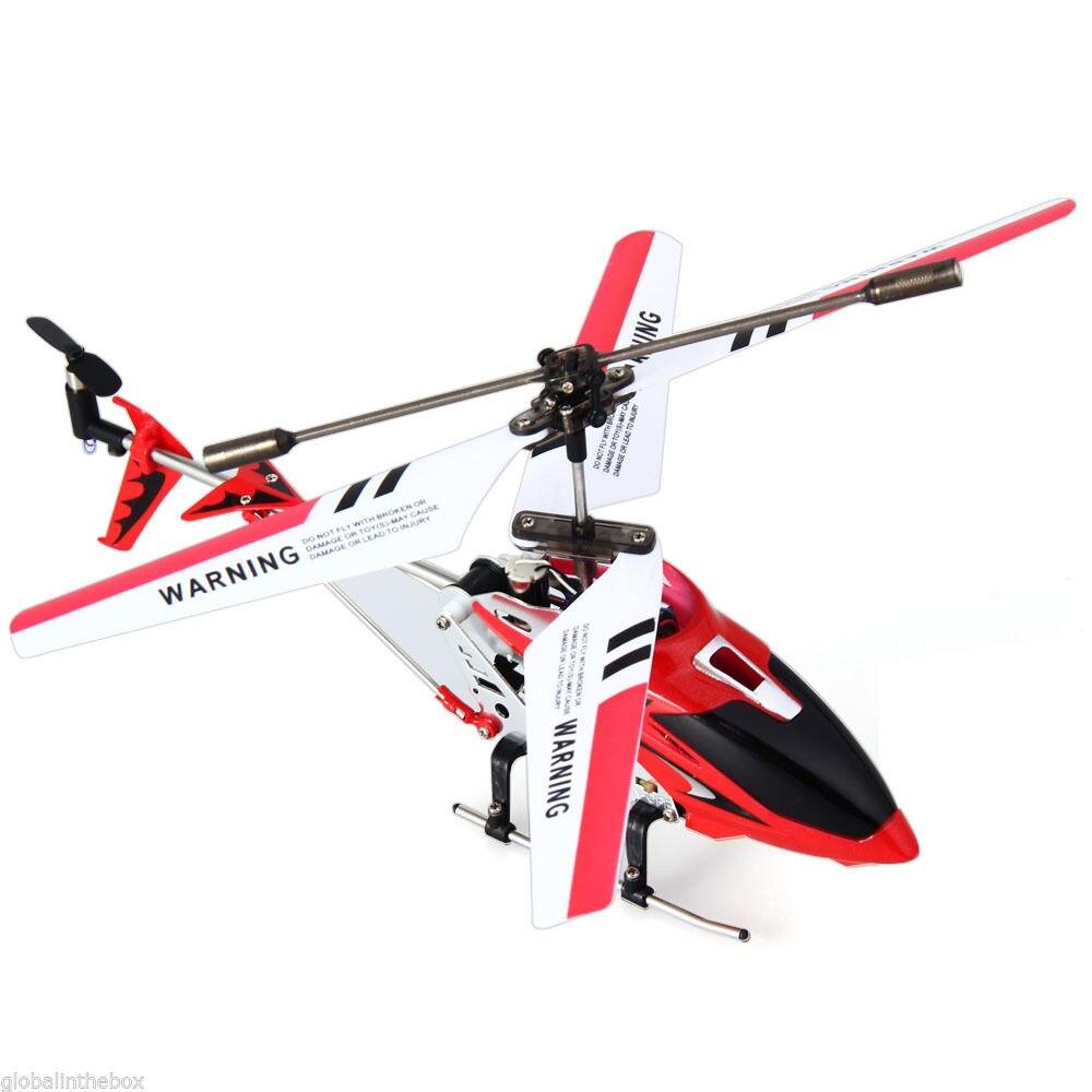 D'origine Syma S107G RC Hélicoptère MINI 3CH Radio Télécommande avec LED Vol De Nuit Avions Volent Jouet
