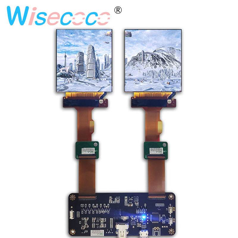 120 Гц 2,9 дюймов интерфейс MIPI 1440*1440 VR AR ЖК дисплей Панель с контроллером драйвер платы LS029B3SX02 DP MIPI