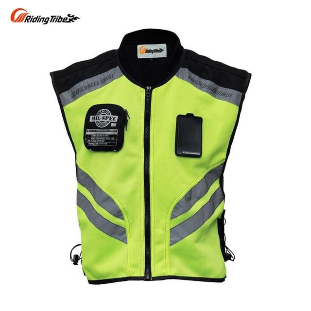רכיבה שבט אופנוע אופנוע אופני מירוץ גבוהה גלוי רעיוני אזהרה מעיל, JK22 בגדי בטיחות רעיוני