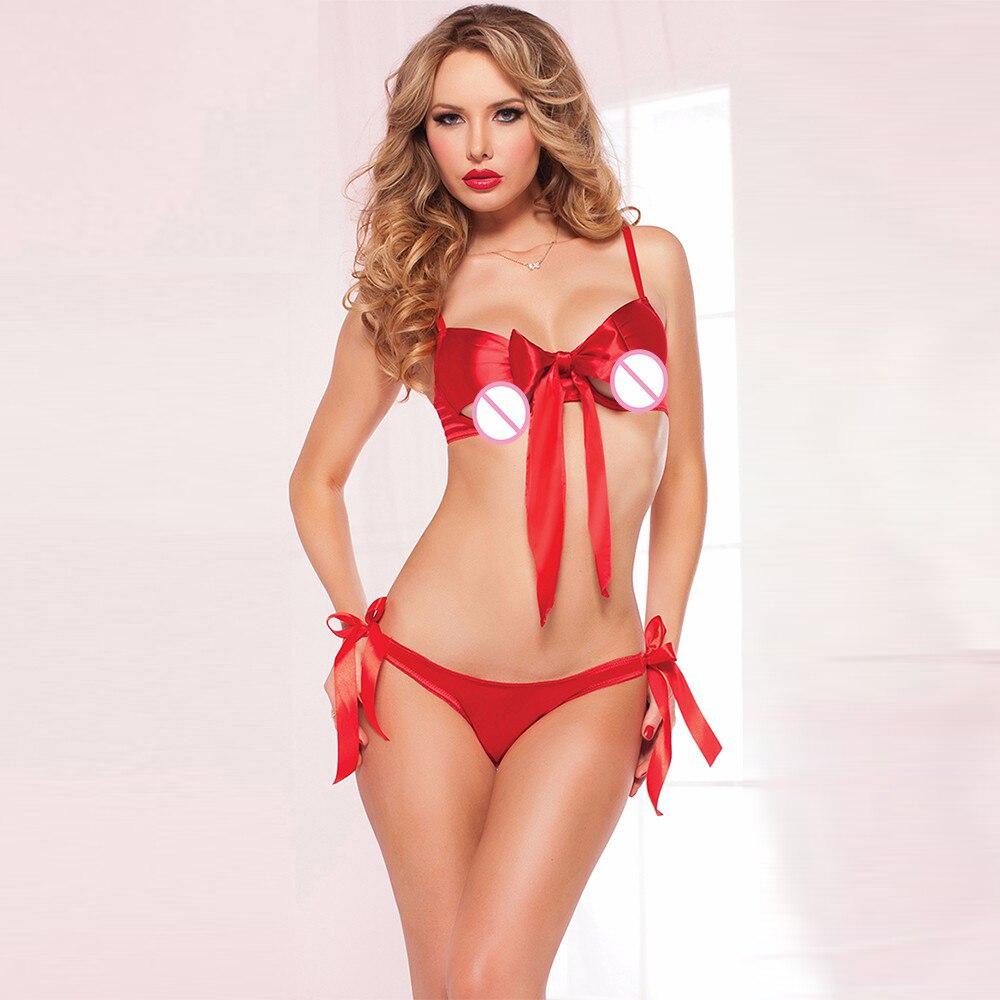 Naughty lingerie