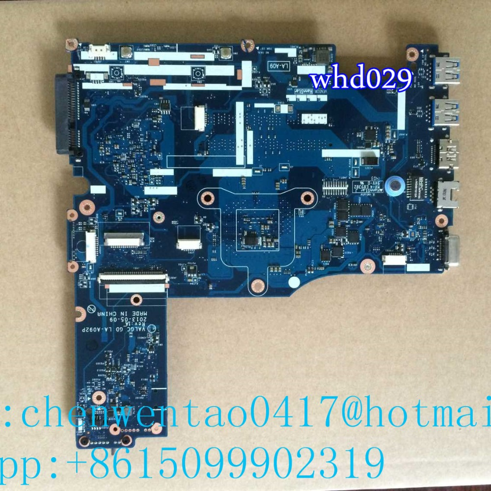 G505S integrated motherboard for lenovo ideapad laptop G505S Z5WE3 VALGC GD LA-A092P