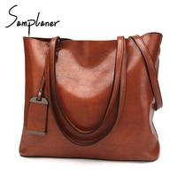 Aliwilliam Brand Fashion Leather Woman Shoulder Bags Luxury Handbags Women Bags Designer High Quality Totes Women