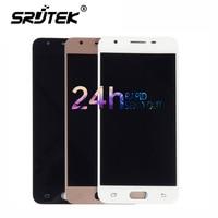 Warranty 5 0 Super AMOLED Screen For SAMSUNG Galaxy J5 Prime LCD Display G570F G570 SM