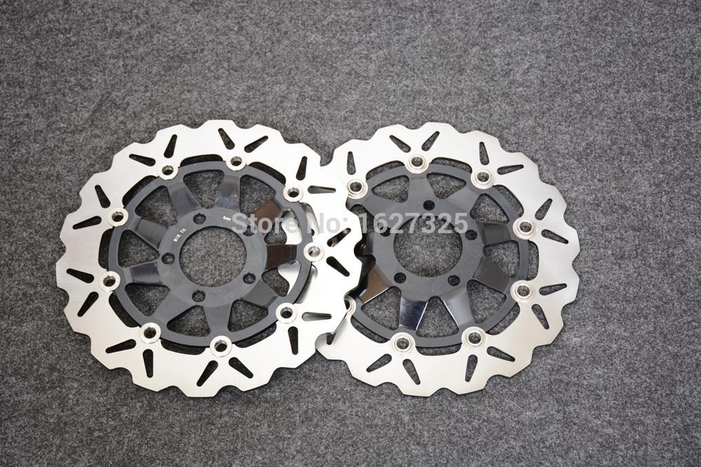 Brand new Motorcycle Front Brake Disc Rotors For SUZUKI GSX 600 F 98-02 /GSX 650 Bandit 96-99 Correspondence year universal