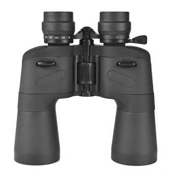Powerful professional Zoom 10-120X80 HD Binoculars high magnification Lll Night Vision hunting telescope wide angle binocular