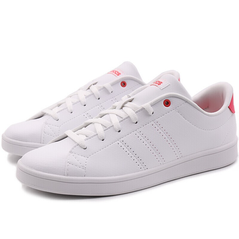 adidas Womens Advantage Clean Qt Fitness Shoes Sports & Outdoors ...
