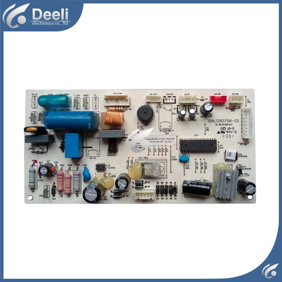 95% new used for air conditioning board computer board GAL0907GK-01 good working все цены