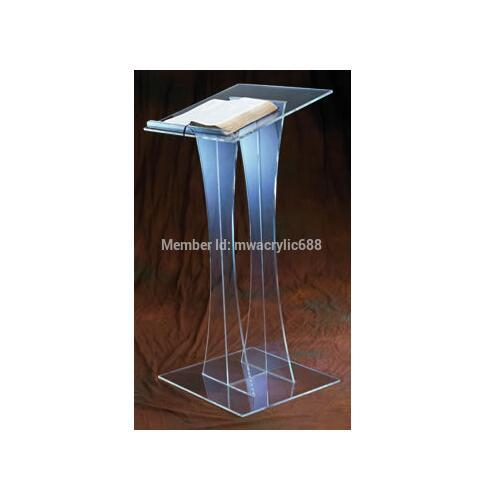 Acrylic Podium Pulpit Lectern Acrylic Podium Pulpit Furniture Free Shipping Beautiful Simplicity