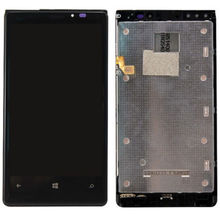 New LCD Display Screen + Touch Digitizer + frame for Nokia Lumia 920 N920  free shipping