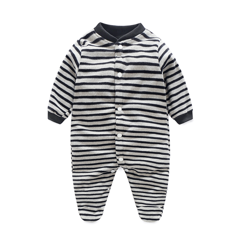 Baby Clothing Bebe Newborn Baby Rompers Jumpsuits Animal Infant Polar Fleece Long Sleeve Jumpsuits Boys Girls Spring Autumn Wear 100% cotton ropa bebe baby girl rompers newborn 2017 new baby boys clothing summer short sleeve baby boys jumpsuits dq2901