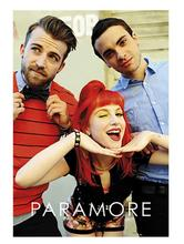 Hot Funny Paramore Custom Wall Paper Classical Fashion Stylish Retro Prints posters Print Canvas Poster home decor U1-638(China)