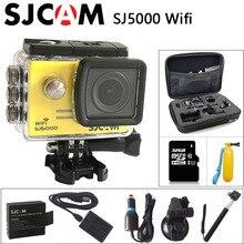 Action Camera SJCAM SJ5000 WiFi Sports DV 1080P Full HD 30m Waterproof Original SJ 5000 Sport Cam 2″ inch Screen mini Camcorder