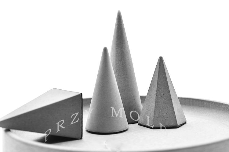 Silikagel silikonform beton zement ring armband schmuckständer - Küche, Essen und Bar - Foto 6