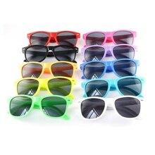 Cubojue Wholesale Children Sunglasses Boys Girls Colorful Sq