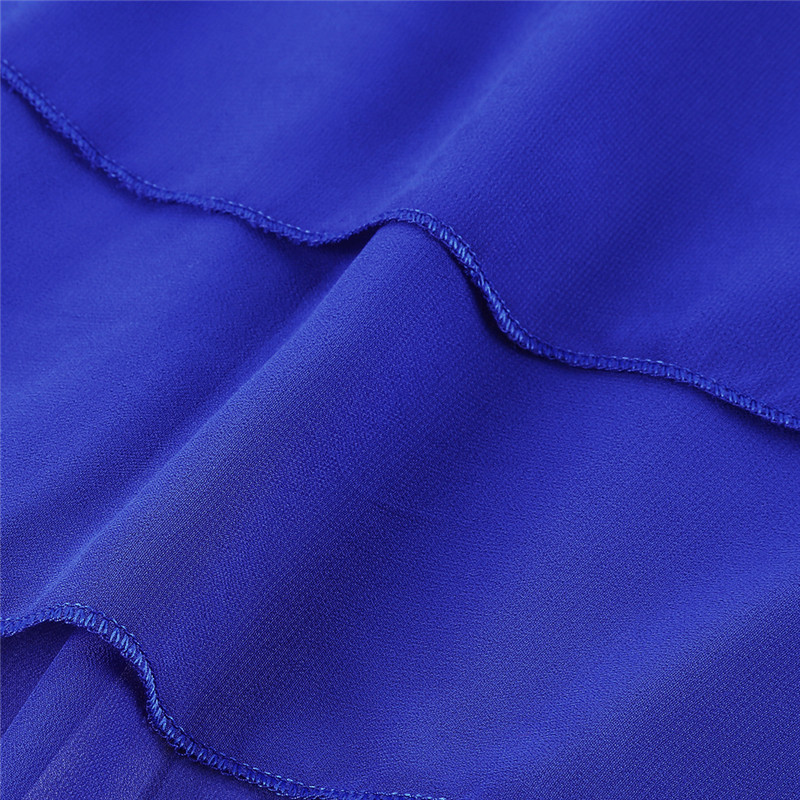 short sleeve chiffon blouse (13)