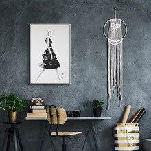 Pure Hand-woven Dream Catcher Pendant Creative Simple Fashion Dream Catcher Wind Chime