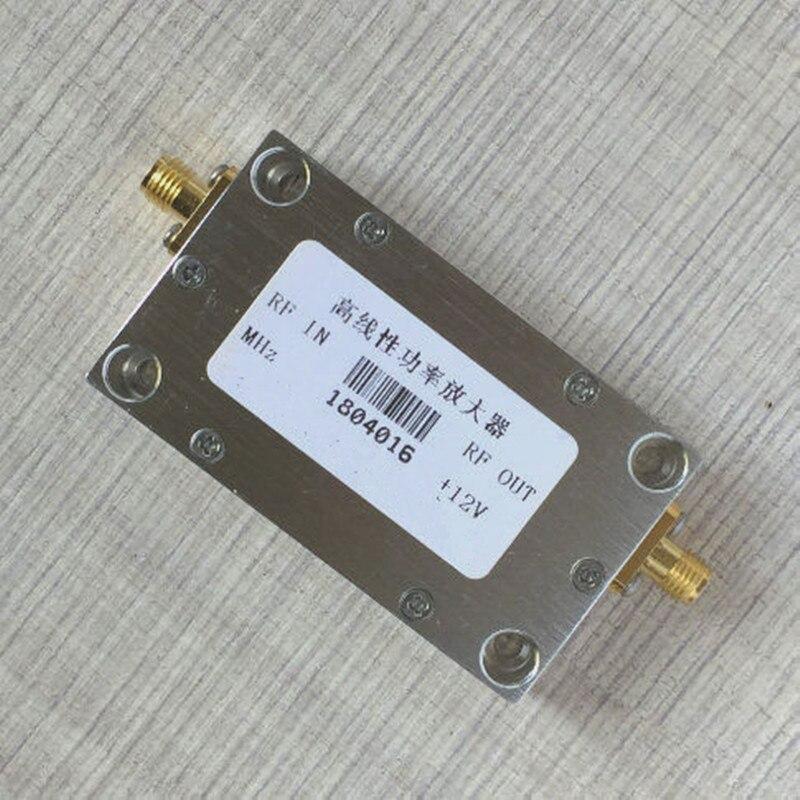 2 W 100 1200 MHz RF microondas Banda ancha amplificador de potencia lineal-in Amplificador from Productos electrónicos    1