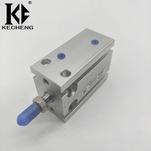 цена на free installation MD6 10 16 20 25 32mm cylinder bore MD cylinder5 10 15 20 25 30 35 40 45 50 60mm Stroke cylinder with magnet