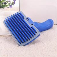 Pet Dog Brush Grooming Comb Cachorro Cepillo Dog Brush Long Hair Chat Grooming Comb Hair Massage