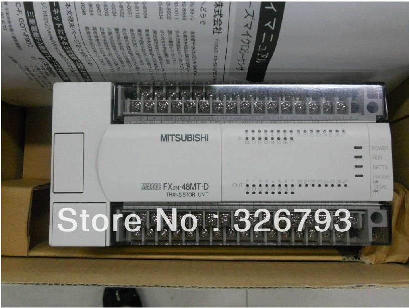 Mitsubishi PLC FX2N-48MT