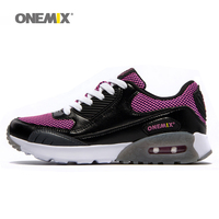 Cheap Discount Onemix Outdoor Trainer Shoes For Men S Sport Walking Shoes Popular Increasing Running Run
