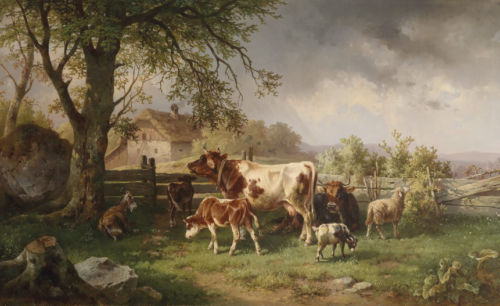 Popular Painting Cows-Buy Cheap Painting Cows lots from