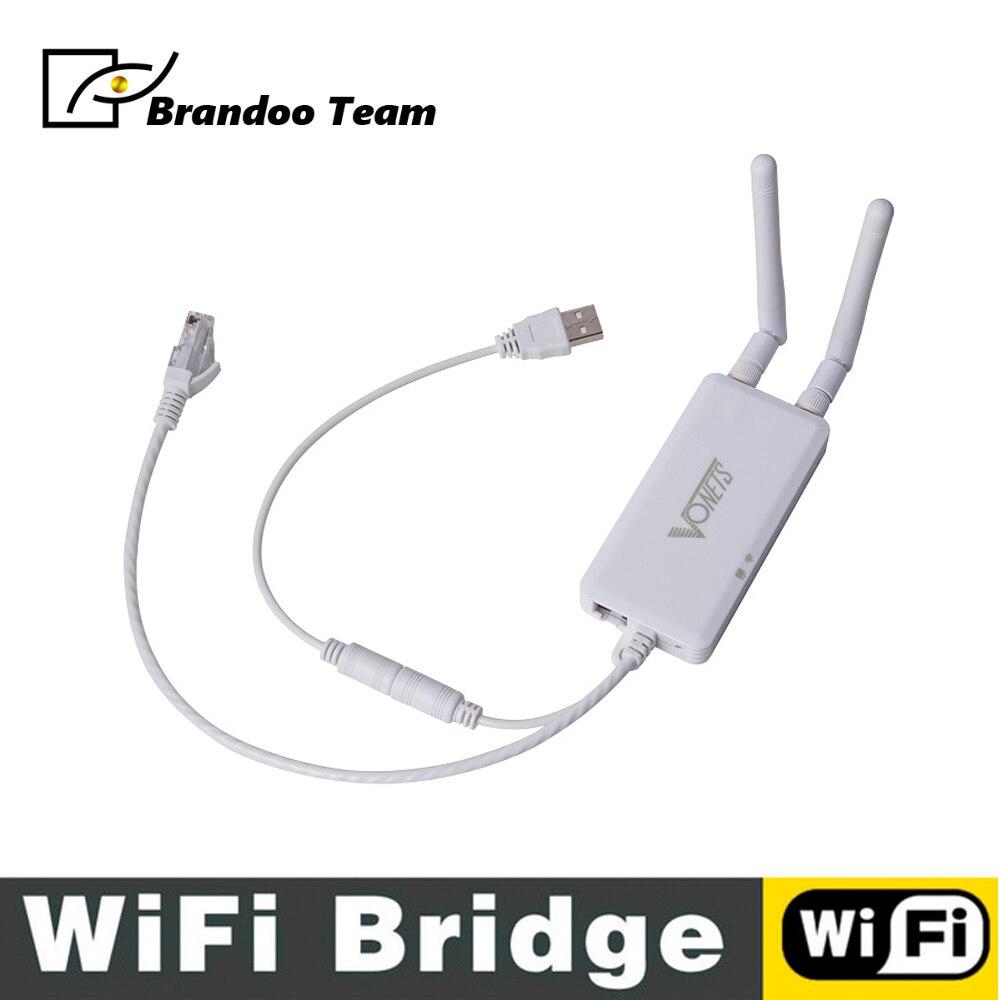 Brandoo VAP11S Mini Wifi pont sans fil pont réseau répéteur routeurs wi-fi pour ordinateur réseau caméra moniteur PC